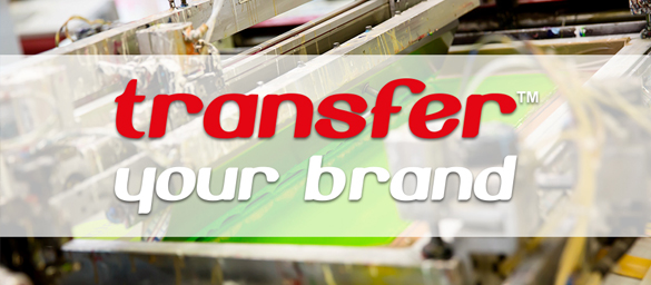 Transfer your brand!