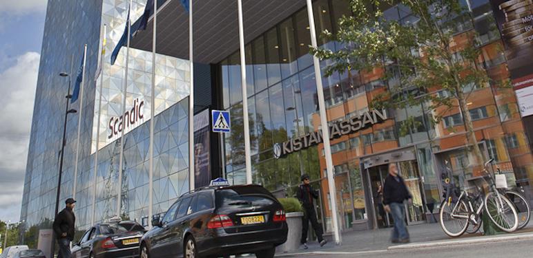 Besuchen Sie uns bei Kistamässan (Kista Expo)!