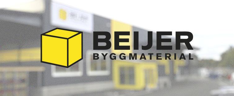 Nytt avtal med Beijer Byggmaterial!